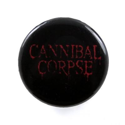 Значок Cannibal Corpse 1