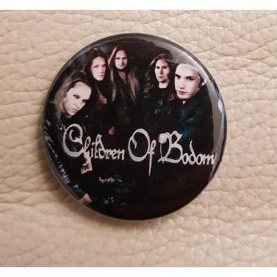 Значок Children of Bodom 1