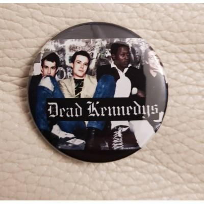 Значок Dead Kennedys 1