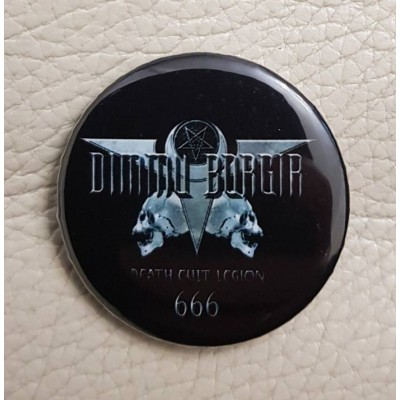 Значок Dimmu Borgir 1
