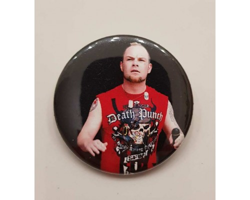 Значок Five Finger Death Punch 3