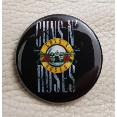 Значок Guns N Roses 1