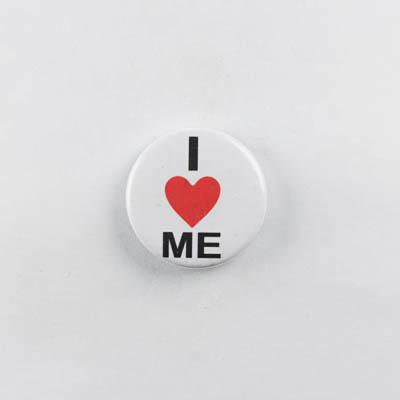 Значок I Love Me 1