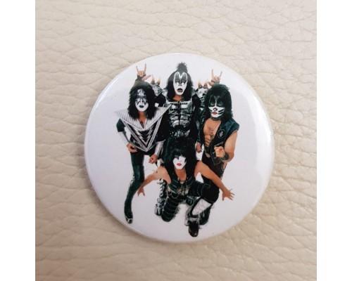 Значок Kiss 1