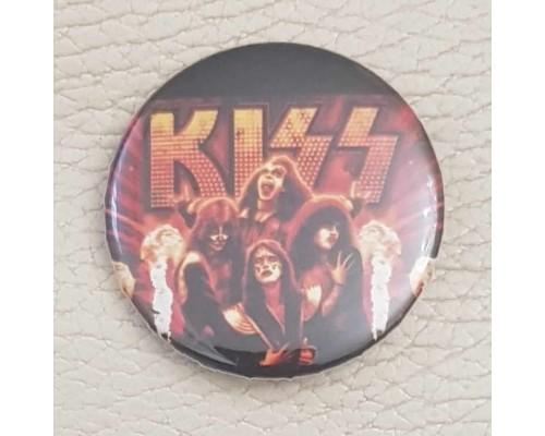 Значок Kiss 2