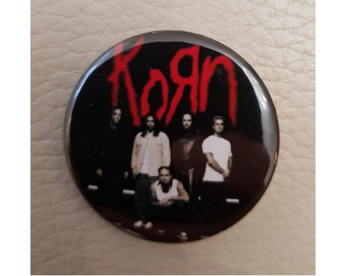 Значок Korn 1