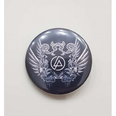 Значок Linkin Park 3