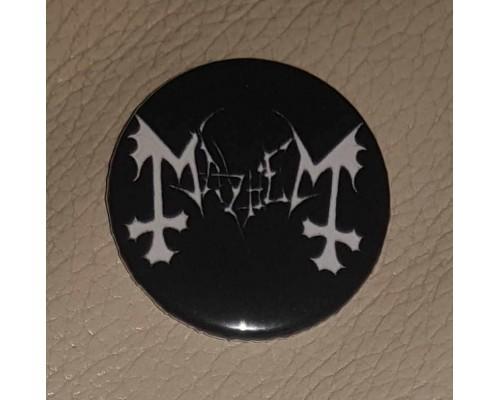 Значок Mayhem 1
