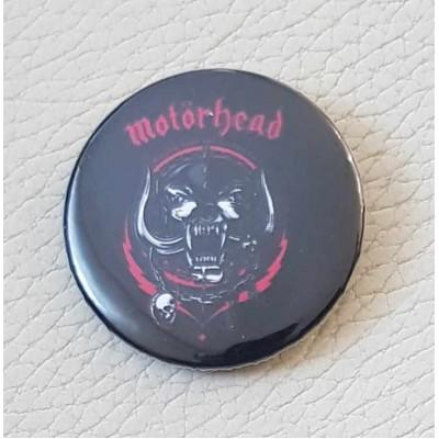 Значок Motorhead 2