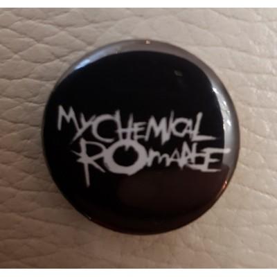 Значок My Chemical Romance 1