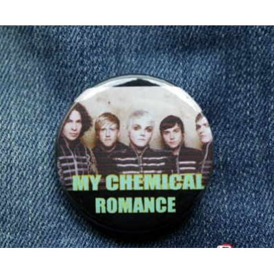 Значок My Chemical Romance 4