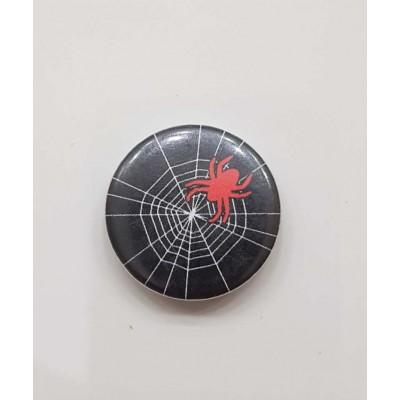 Значок Паук на паутине 1