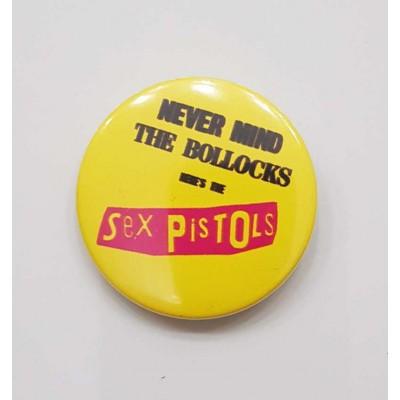 Значок Sex Pistols 2