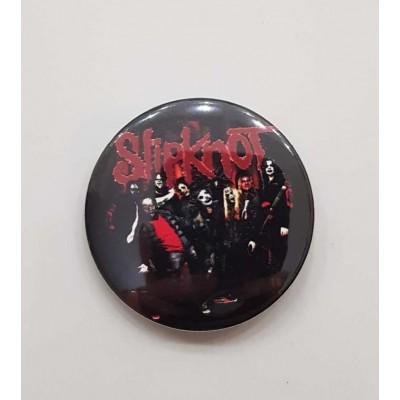 Значок Slipknot 3