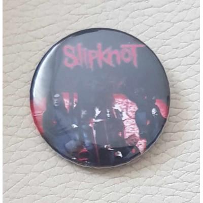 Значок Slipknot 4