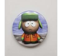 Значок South Park 1