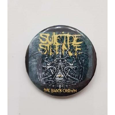 Значок Suicide Silence 2