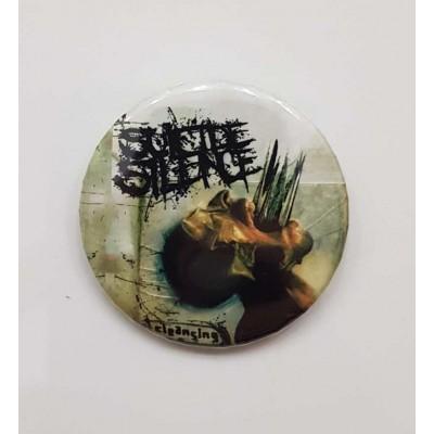 Значок Suicide Silence 3