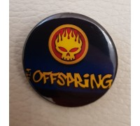Значок The Offspring 1