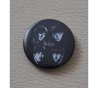 Значок The Beatles 1