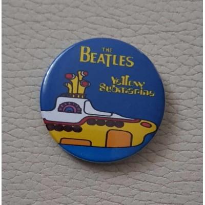 Значок The Beatles 2