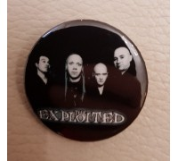 Значок The Exploited 1
