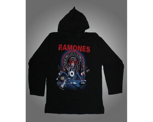 Балахон Ramones bl1