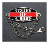 Браслет System Of Down 1