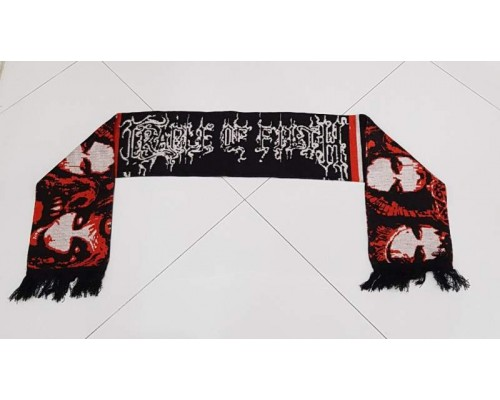 Шарф Cradle of Filth ch2