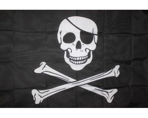 Флаг Весёлый Роджер 1