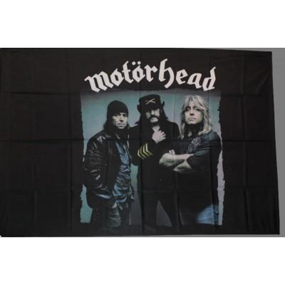 Флаг Motorhead 1
