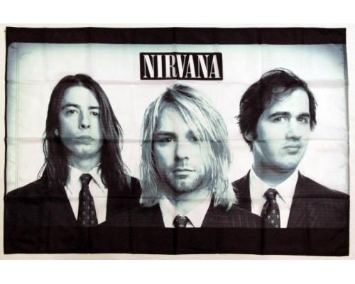 Флаг Nirvana 1