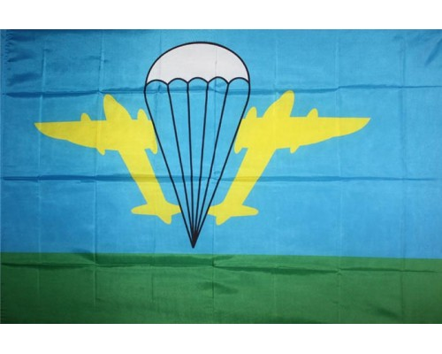 Флаг ВДВ 1