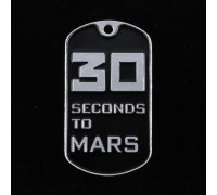 Жетон 30 Seconds To Mars 1