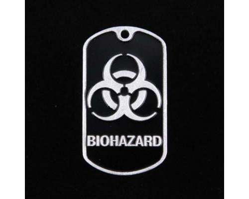 Жетон Biohazard 1