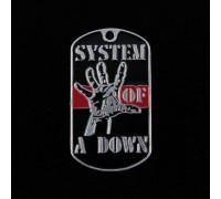 Жетон  System Of A Down 1