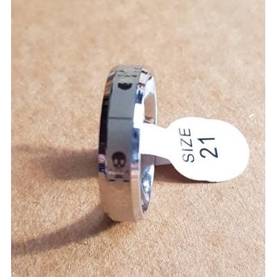 Кольцо Череп 4