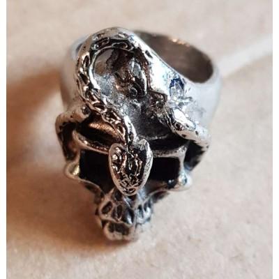 Перстень Череп 2