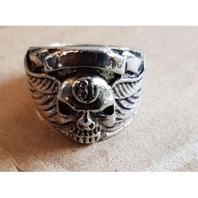 Перстень Череп 3