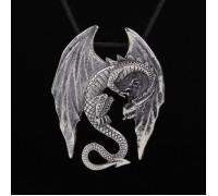 Кулон Дракон 3