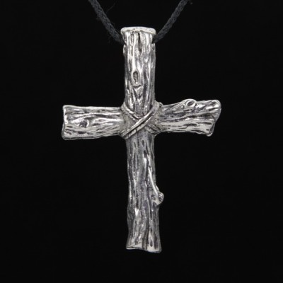 Кулон Крест 2