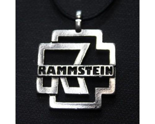 Кулон Rammstein 1