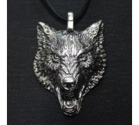 Кулон Волк 3
