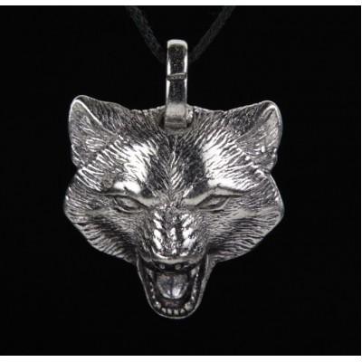 Кулон Волк 5