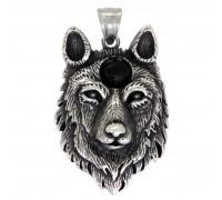 Кулон Волк 6