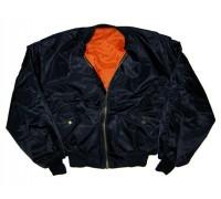 Куртка Бомбер (пилот) Чёрный 1