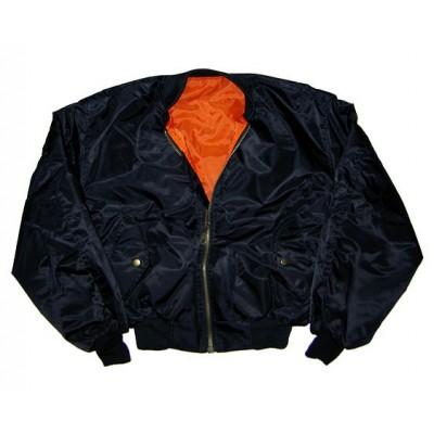 Куртка Бомбер ( пилот) Чёрный 1