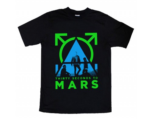 Футболка 30 Seconds To Mars k3