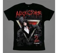 Футболка Alice Cooper k1
