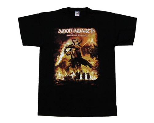 Футболка Amon Amarth k7